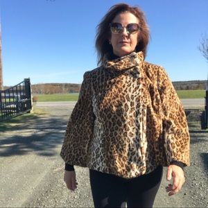 Faux fur jacket - Price ⬇️